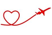 plane-heart-36462558